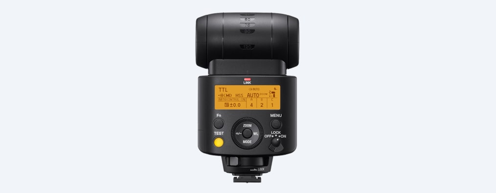 Images of External Flash with Wireless Radio Control