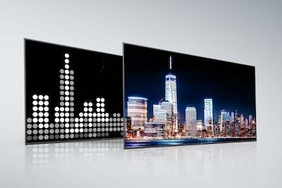 Sony Full Array LED with Xtended Dynamic Range PRO back panel and screen