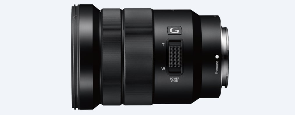 Images of E PZ 18–105 mm F4 G OSS
