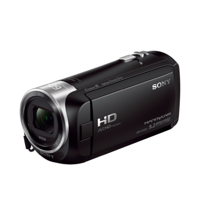 Picture of CX405 Handycam® with Exmor R® CMOS sensor