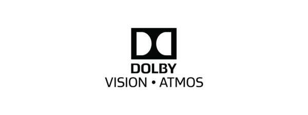 Dolby Vision/Atmos logo