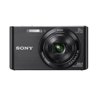 Small Compact Digital Camera With Zoom Dsc W830 Sony Ph