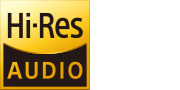High-Resolution Audio icon