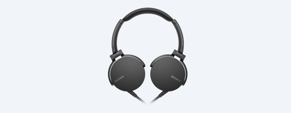 Images of XB550AP EXTRA BASS Headphones