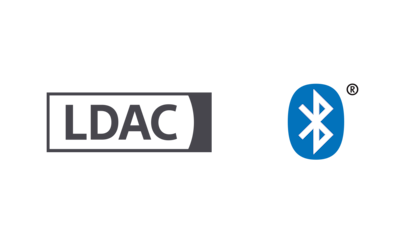 LDAC Bluetooth Logo