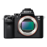 Picture of α7 II E-mount Camera with Full Frame Sensor