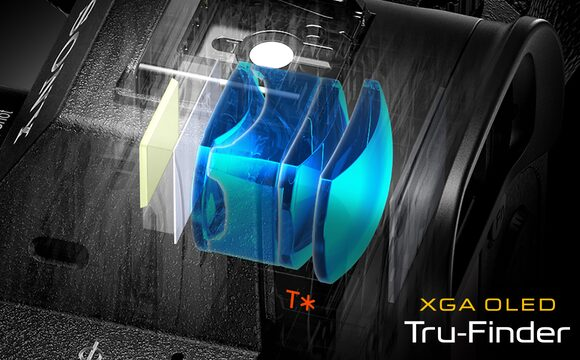 XGA OLED with ZEISS® T* Coating