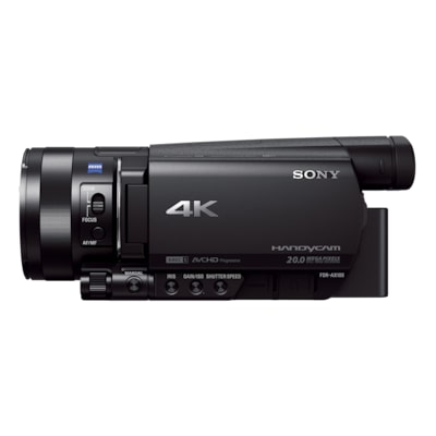 Picture of AX100 4K Expert Handycam®