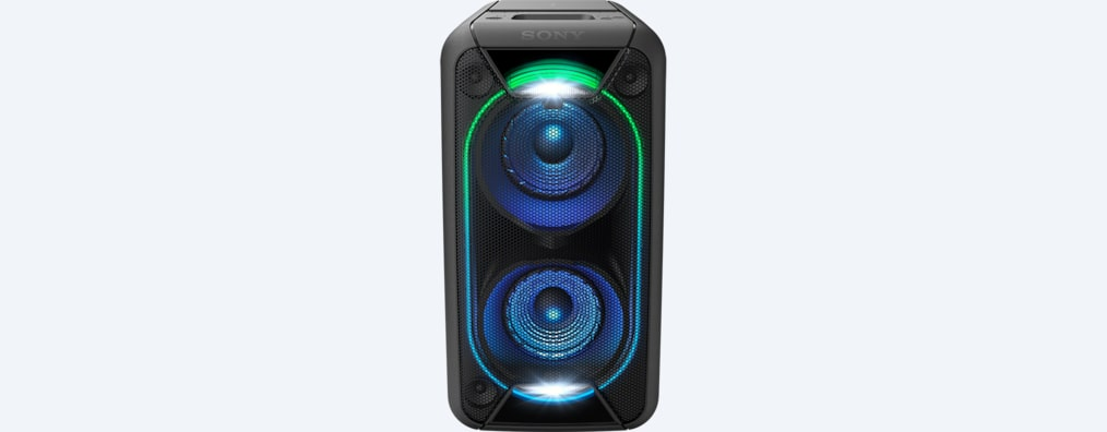 Xb90 Extra Bass High Power Audio System With Built In