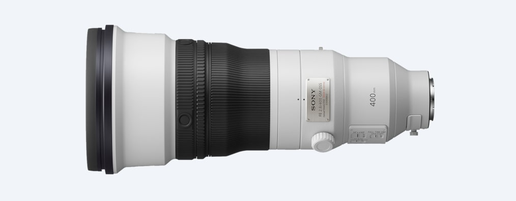 Images of FE 400 mm F2.8 GM OSS