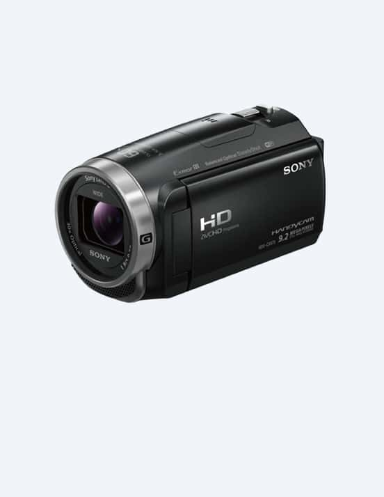 Video Cameras for Sale | Camcorders, Action Cams & Binoculars | Sony PH
