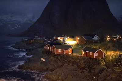 Norway By Moonlight
