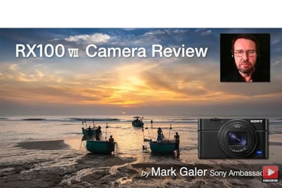 RX100 VII Video tutorial by Mark Galer
