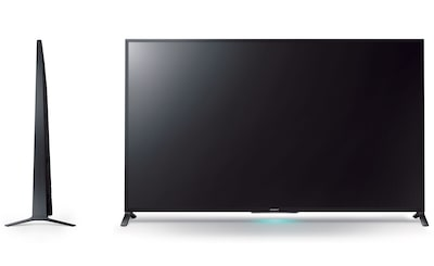 Futuristic design of Sony's best LED TV