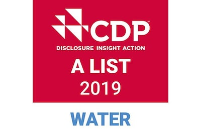 CDP DISCLOSURE INSIGHT ACTION: A-list 2019, water