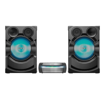 Picture of High-power home audio system with DVD
