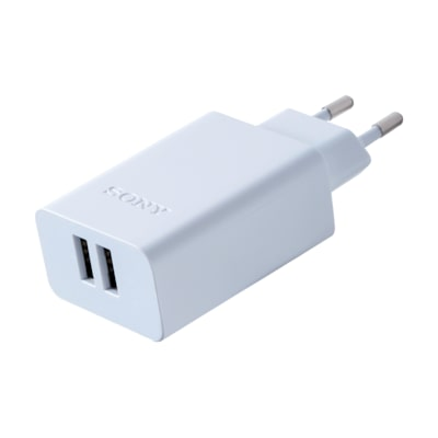 Picture of USB AC Adapter with two ports