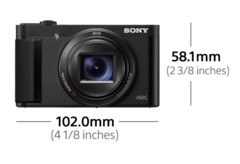 Picture of HX99 Compact Camera with 24–720 mm zoom