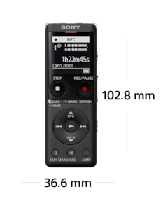Picture of UX570 Digital Voice Recorder UX Series