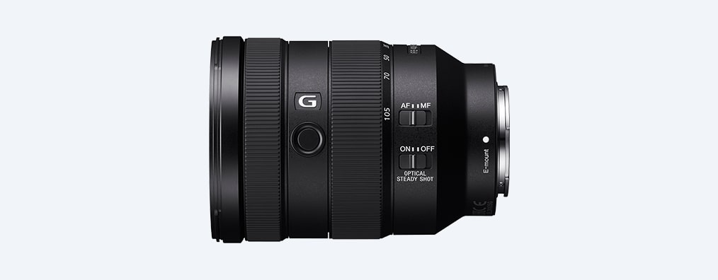 Images of FE 24–105 mm F4 G OSS Lens