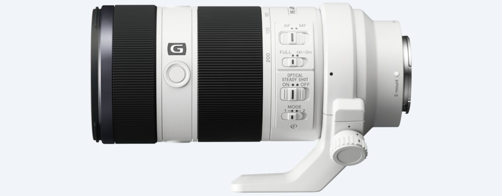 Images of FE 70–200 mm F4 G OSS
