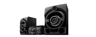 Images of M60D High Power Audio System with DVD