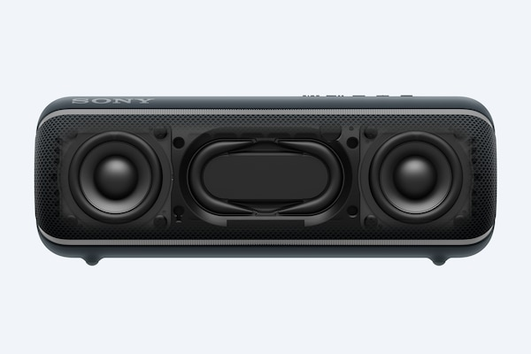 Dual 48-mm speaker unit