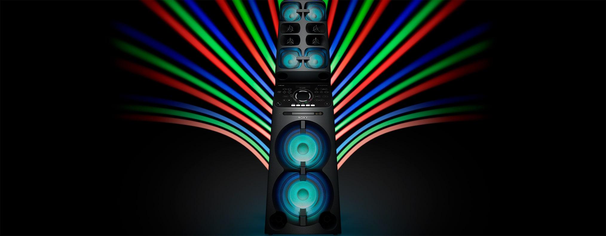 Sony Muteki MHC V90DW