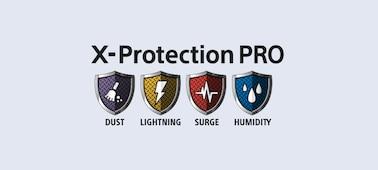 X-Protection PRO logo