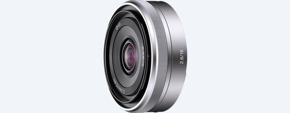Images of E 16 mm F2.8
