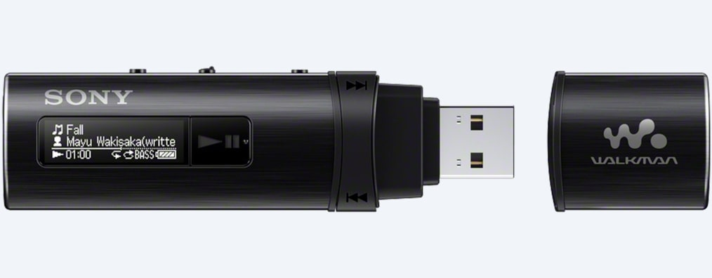 Images of Walkman® with Built-in USB