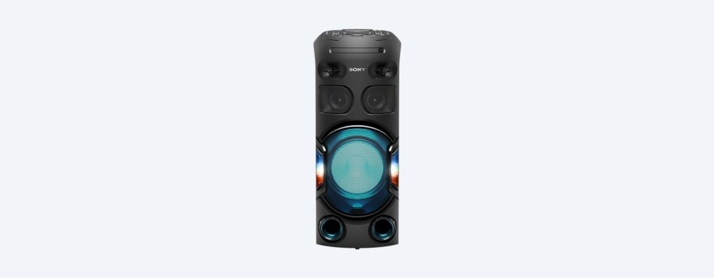 Images of V42D High-Power Audio System with Bluetooth® Technology