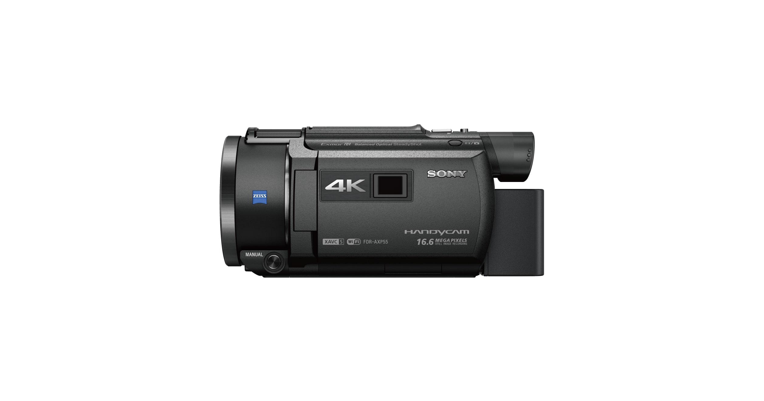 Sony AXP55 4K Handycam® with Built-in projector