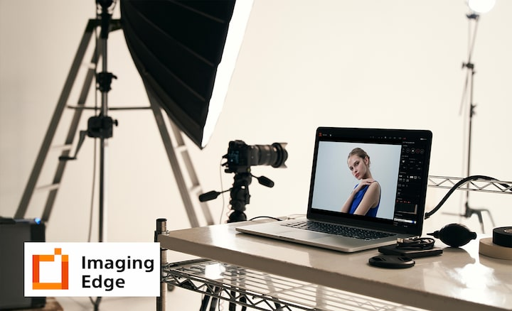 Imaging Edge™ Remote, Viewer, and Edit