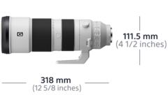 Picture of FE 200–600 mm F5.6–6.3 G OSS