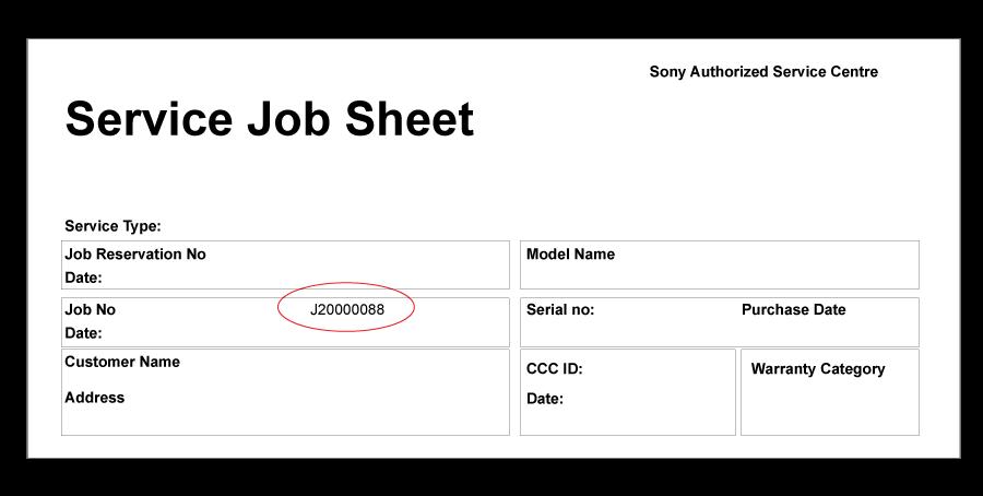 service job card template - search results for job card sample calendar 2015